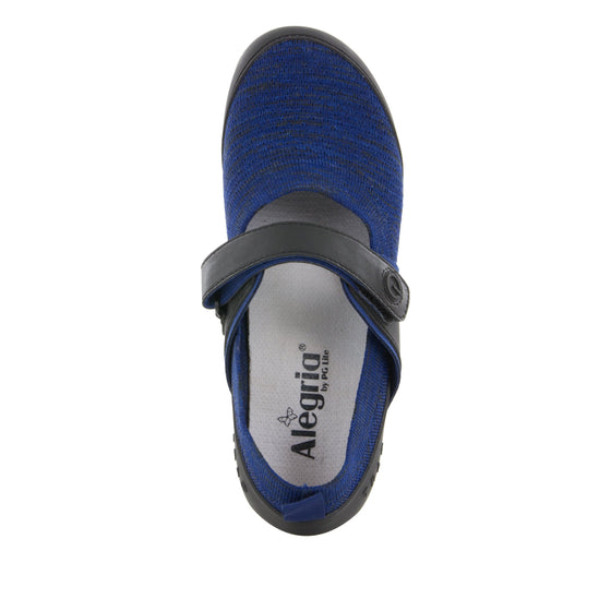 Qutie Blue smart slip on shoes with Q-chip™ technology. QUT-5493_S4