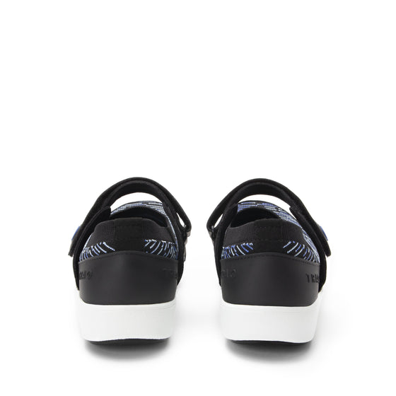 Qwik Blue Dash slip on smart shoes with Q-chip™ technology. QWI-5494_S3