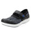 Qwik Blue Dash slip on smart shoes with Q-chip™ technology. QWI-5494_S7