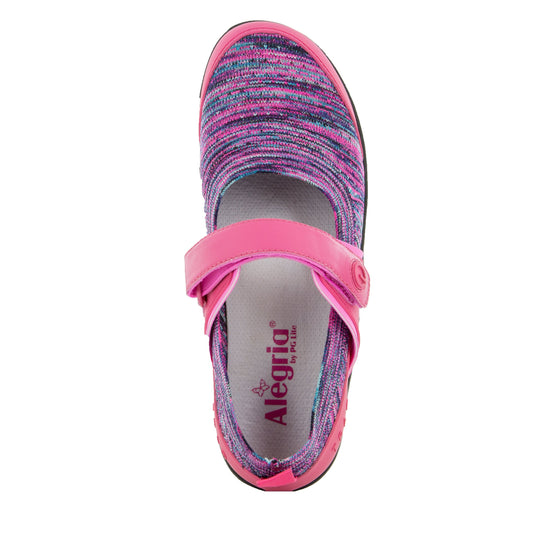 Qutie Pink smart slip on shoes with Q-chip™ technology. QUT-5690_S4