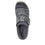 Qwik Outta Sight Black slip on smart shoes with Q-chip™ technology. QWI-5003_S4