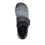 Qwik Flurry Black slip on smart shoes with q-chip technology. QWI-5004_S4