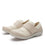 Qwik Peeps Cream slip on smart shoes with Q-chip™ technology. QWI-5102_S2