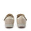 Qwik Peeps Cream slip on smart shoes with Q-chip™ technology. QWI-5102_S4