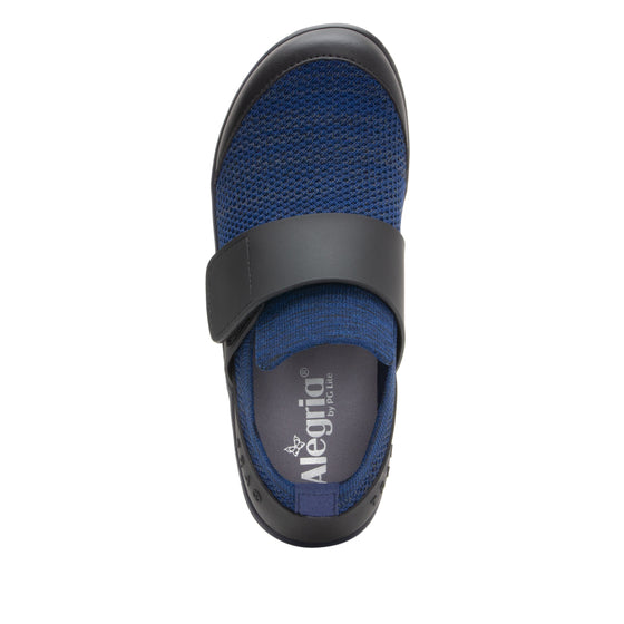 Qwik Blue smart shoes with q-chip technology. QWI-5493_S4