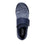 Qwik Flurry Blue slip on smart shoes with q-chip technology. QWI-5495_S4