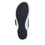 Qwik Flurry Blue slip on smart shoes with Q-chip™ technology. QWI-5495_S5