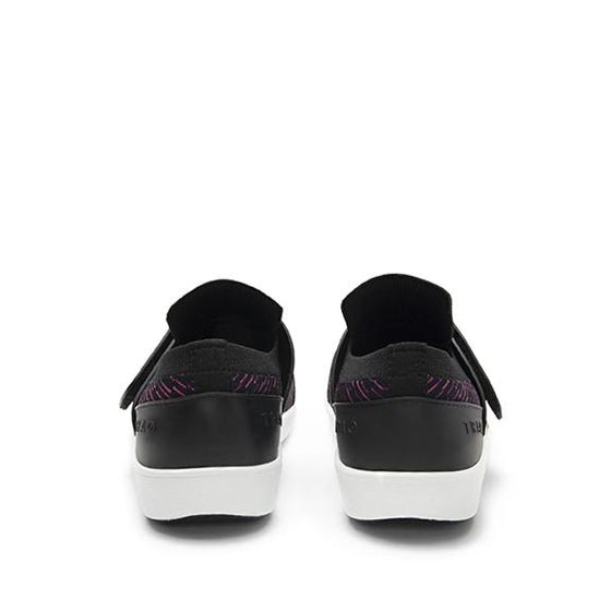 Qwik Purple Dash slip on smart shoes with Q-chip™ technology. QWI-5510_S3