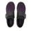 Qwik Purple Dash slip on smart shoes with Q-chip™ technology. QWI-5510_S4