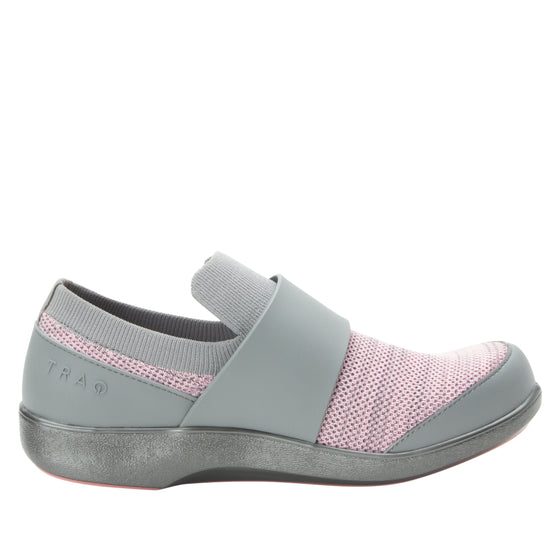 Qwik Pink Multi slip on smart shoes with q-chip technology. QWI-5682_S2