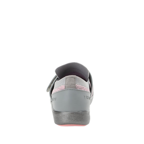 Qwik Pink Multi slip on smart shoes with q-chip technology. QWI-5682_S3