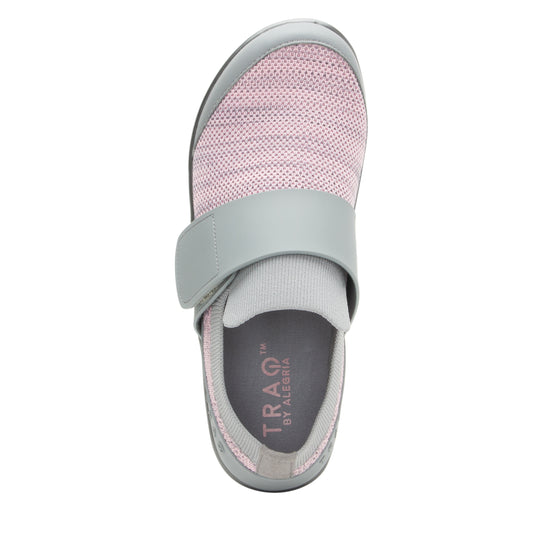 Qwik Pink Multi slip on smart shoes with q-chip technology. QWI-5682_S4
