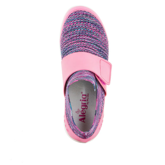 Qwik Pink smart shoes with Q-chip™ technology. QWI-5696_S3