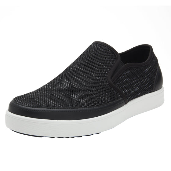 Sleeq Ink smart slip-on boot that has the comfort of your favorite sneaker. SLE-M7002_S1