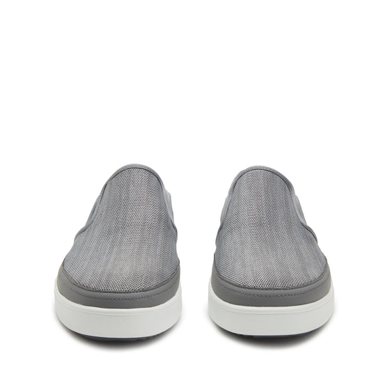 Sleeq Washed Grey smart slip-on boot that has the comfort of your favorite sneaker. SLE-M7052_S7