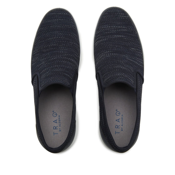 Sleeq Indigo smart slip-on boot that has the comfort of your favorite sneaker. SLE-M7402_S5