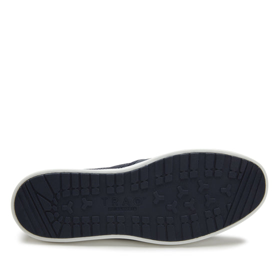 Sleeq Indigo smart slip-on boot that has the comfort of your favorite sneaker. SLE-M7402_S6