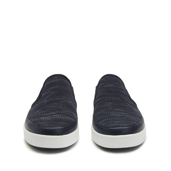 Sleeq Indigo smart slip-on boot that has the comfort of your favorite sneaker. SLE-M7402_S7