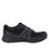 Qarma Paths Black smart shoes with q-chip technology. QAR-M7009_S2