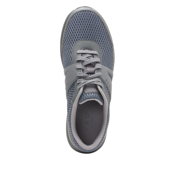Qarma Charcoal smart shoes with Q-chip™ technology. QAR-M7478_S4