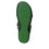 Qeen Funplex Lime slip on sandal with Q-chip™ technology. QEE-5310_S5