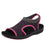Qeen Funplex Purple slip on sandal with q-chip technology. QEE-5505_S1