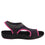 Qeen Funplex Purple slip on sandal with q-chip technology. QEE-5505_S2