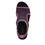 Qeen Funplex Purple slip on sandal with q-chip technology. QEE-5505_S4