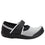 Qutie Black White mary jane shoes with q-chip technology. QUT-5019_S2