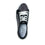 Sneaq Washed Black sneaker style smart shoes with Q-chip™ technology. SNE-5034_S4