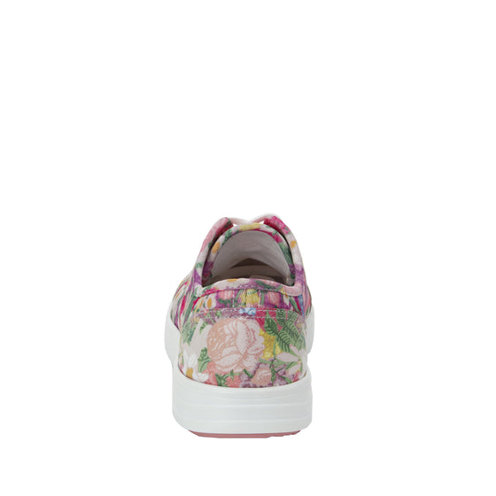 Sneaq Chillax Pink sneaker style smart shoes with Q-chip™ technology. SNE-5688_S3
