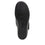 Qin Black Stretch smart slip on shoes with Q-Chip technology. QIN-5008_S5
