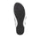Treq Black three adjustable strap shoes with Q-chip™ technology. TRE-5003_S5