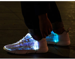 ShufflePro™ LED Sneakers - USB
