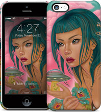 Load image into Gallery viewer, Our Own Worst Enemy iPhone Case