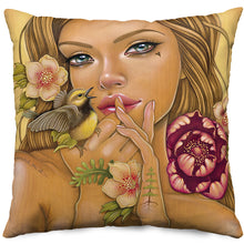 Load image into Gallery viewer, Gaia Reborn Throw Pillow