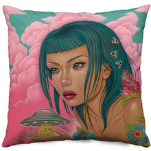 Load image into Gallery viewer, Unidentified Throw Pillow