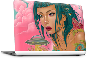 Laptop - Our Own Worst Enemy MacBook Skin