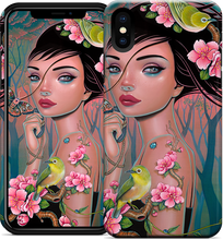 "Load image into Gallery viewer, ""Gaia Reborn"" iPhone Case"