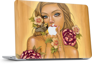 Laptop - Gaia Reborn MacBook Skin