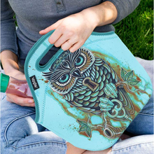 Load image into Gallery viewer, Bubo's Key Lunch Tote