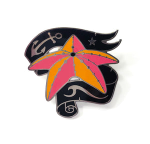 Sea Star Pin