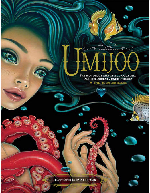 Umijoo, a book for all ages