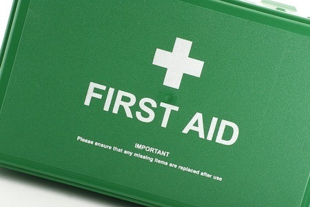 first aid image | shop now at The Sign Shed