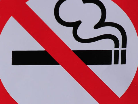 no smoking symbol | shop now at The Sign Shed