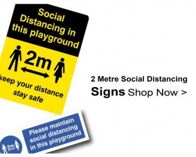 Shop For 2 Metre Social Distancing Signs