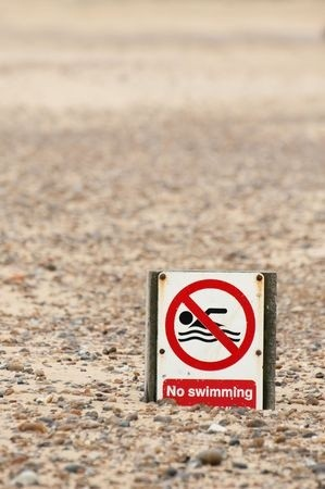 no swimming sign | shop now at The Sign Shed