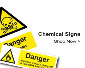 Shop For Chemical Signs