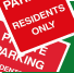 residents-parking-signs
