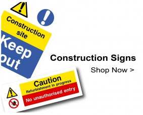 Shop For Construction Signs